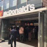 マクドナルド(Mcdonald's)ビックカメラAKIBA店