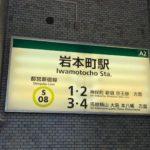 都営新宿線岩本町駅