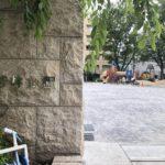 秋葉原エリア最大規模の公園、芳林公園(ほうりんこうえん)